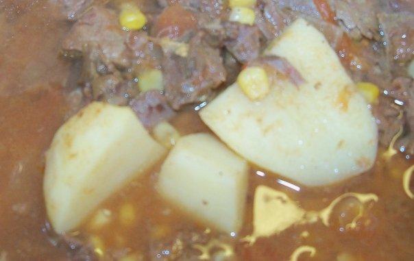how to cook deer roast in crock pot