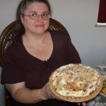 Mom's Caramel Coconut Pie