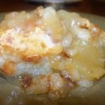 Warm Apple Crisp