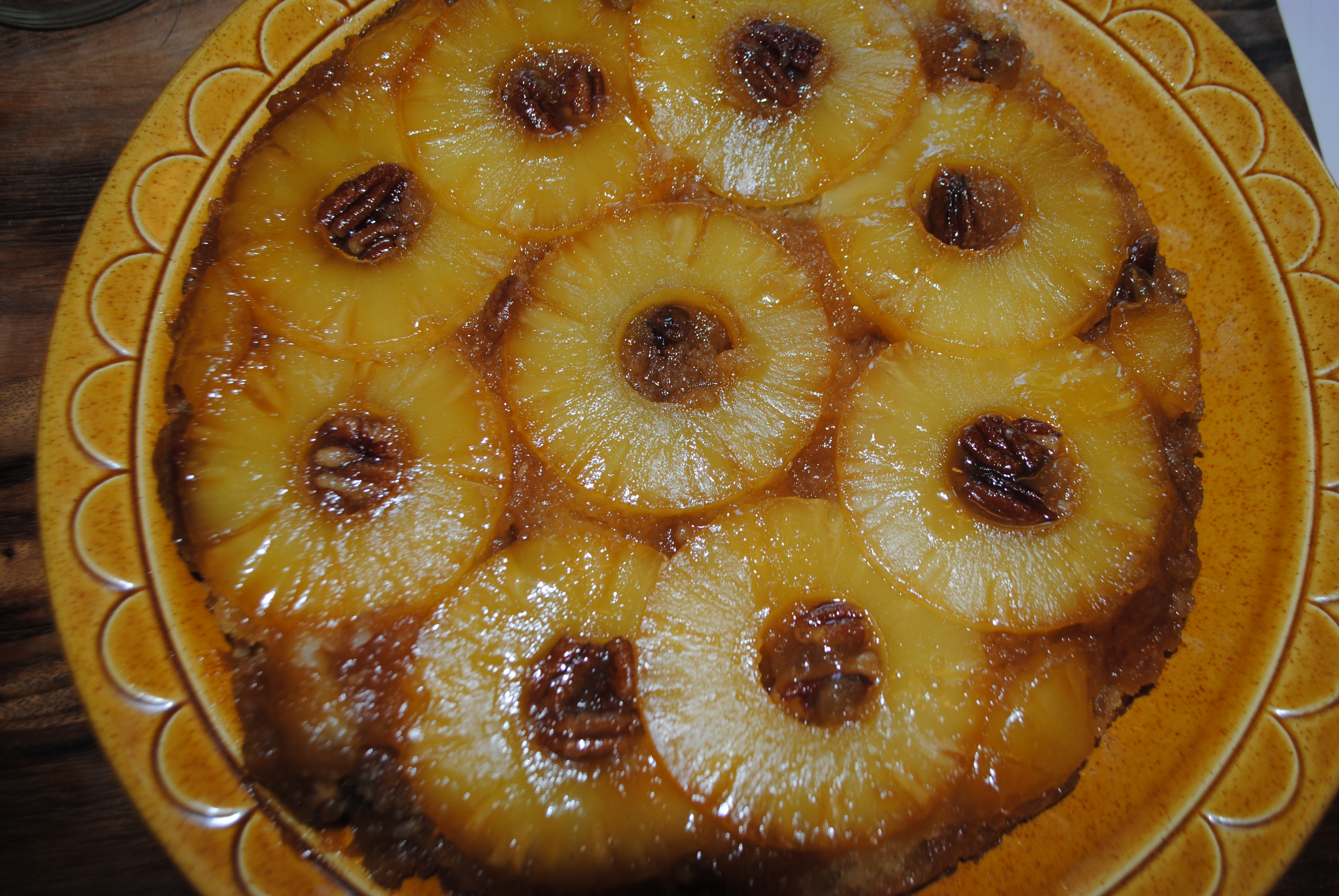 Old Fashioned Pineapple Upside-Down Cake Recipe 16