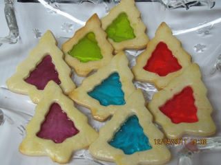 Stained glass window cookies for Stained glass cookie recipe