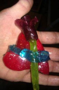 How To Make Jolly Rancher Roses