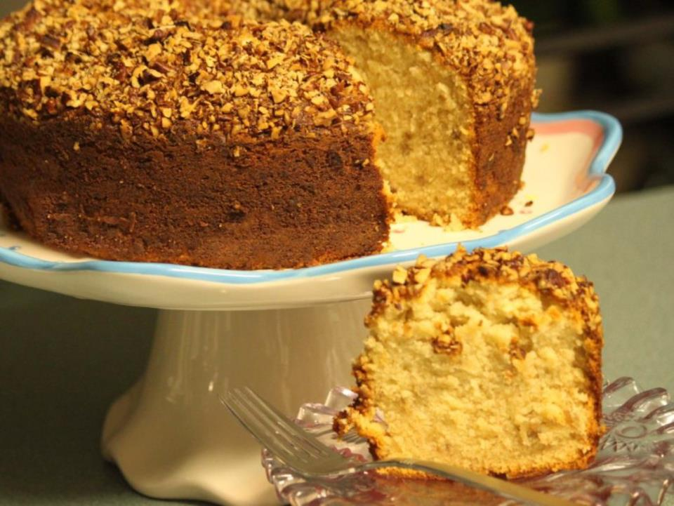 Banana Pound Cake Recipe Southern Living