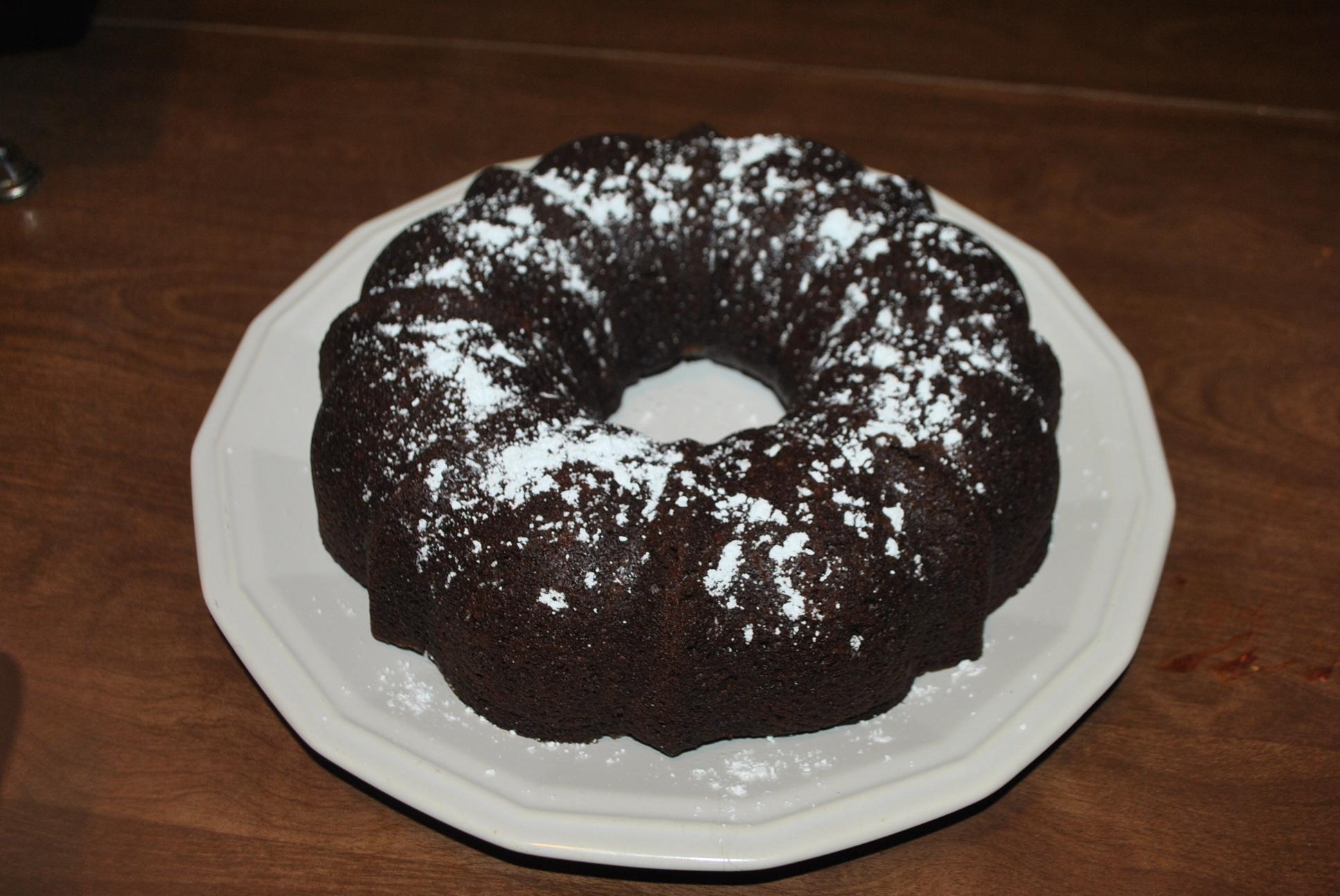 Weight Watchers Chocolate Sauerkraut Cake Recipe