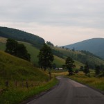 country roads color